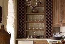 Butler's Pantries/Wine Rooms / by Interiors 360 Lisa Springer