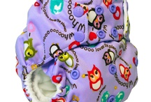 cloth diapers are cool / by Alexia Mansour