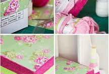 { diy // crafts } / by Emily Arkle