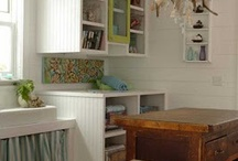 Dream Cottage Kitchen / by Renee Sproles