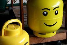 Lego Birthday Party / by Rachel Prince