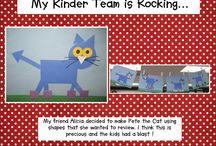 Kindergarten Art / by Kimberly Taniguchi