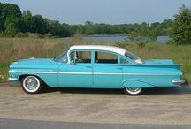 1958, 1959, 1960 Chevrolets / by richard