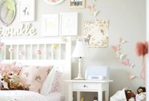 Avery's New Room  / New bedroom for our girly girl! / by Heather Olson