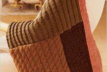 Sweater throw / by Vicki Vares