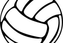 Volleyball / by Kristie Thor