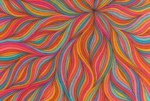 Patterns / Zentangle drawings / by H.A.Y.A K.Ü.B.ß