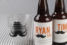 Stickers / Create your own custom stickers at BottleYourBrand.com / by Bottle Your Brand