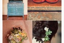 Succulent Bouquets / by Collette Adams
