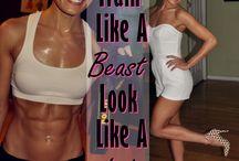 Body Beast / by Stephanie Tucker