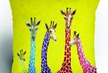 I LOVE Giraffes / by Beverly Parker