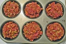 ground beef / recipes  / by Brenda Adams