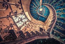 Castles, Cathedrals and abandoned spaces / by Jennifer Dougherty Gabaldon