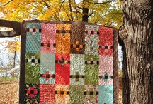 knit quilt sew crochet / by Laura Saenz