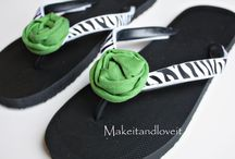 Flip-Flops / by Picasso Summer