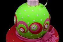 cakes ideas / by Melanie Bradley