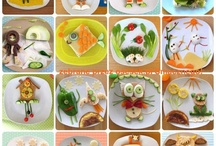 Fun Lunch Ideas / by Tracy Lawrence
