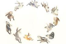 Illustration - Animals / by Julia Collard
