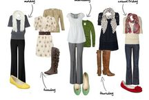 Fashion Wish List / by Jan Chalhoub