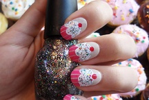 nail obsession / by Karen Garcia