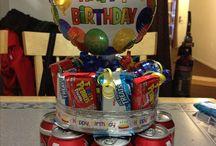 Birthday Ideas / by Nancy Mikhaiel