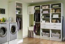 Laundry Room / by Emily Boubin
