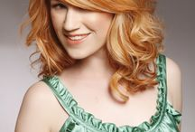 Hair & Make-up / by Jennifer Andrews
