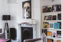 Living Room / by Liz Bazar