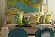 Home Inspiration / by Alison 'Watts' Enthoven