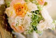 Peach Wedding Inspiration / Peach, feminine, romantic wedding inspiration  / by Lauren Hainsworth