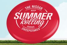 #NissanBBQEntry Recipes & Photos / BBQ is the perfect way to spend a summer day with good company, and Nissan wants to help keep your summer days rolling. Pin your favorite BBQ recipes and photos using #NissanBBQEntry for a chance to win a BBQ Kit.    NO PURCHASE IS NECESSARY TO ENTER OR WIN. Ends 9/30. See Official Rules on the Nissan Keep Summer Rolling Service Sweepstakes website: http://bit.ly/1p6zv5f  / by Nissan