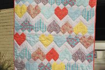 Made from My Patterns / Projects others have made from my quilt patterns / by Hope's Quilt Designs