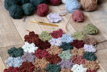 Пледы и подушки: мотивы и идеи / Blankets and pillows: motives and ideas / by Ronazita