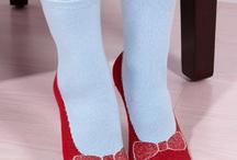 Socks- A Revelation / I've recently come to a revelation about socks. / by Michaela Neville