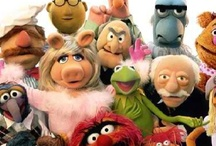 MUPPETS, PUPPETS and JIM HENSON'S CREATORS / by gorina villeneuve