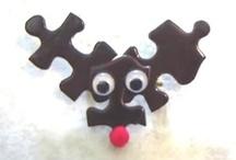 christmas crafts / by Mia Kemp