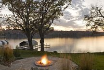 Dream Home - Outdoor Living / by Tracy Gaulding