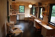 TINY HOMES / by Bj
