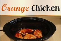 Crockpot Recipes♥ / I am so excited to try these new recipes out with my new crockpot! / by Alicia Dickerson