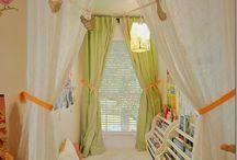 Renovating: Kids Bedroom / by Ewa Bieciuk