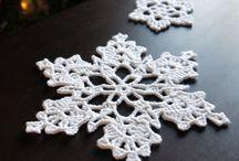 Crocheting / by Emma Fisher Karpyak