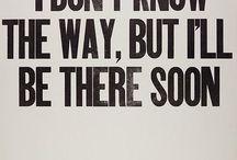 Favorite Sayings / by Flea Market Trixie