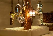 Interior Design - Lighting Ideas / by MARIE Dunn