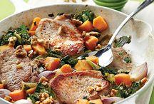 Recipes to Try - Pork / by Martina G