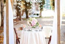 Cute wedding ideas / by Mandy Reynolds