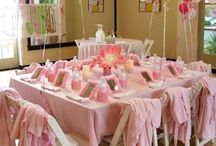 birthday party ideas / by Christina Lee