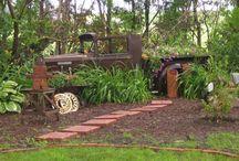 Junk Gardens / by Shawnette Howell
