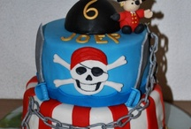 Pirate Theme Party / by Joanne Klusek