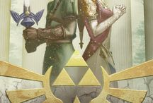 The Legend of Zelda / by Paul Flores