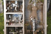 Maisons de poupées / by De Lin à l'Ours